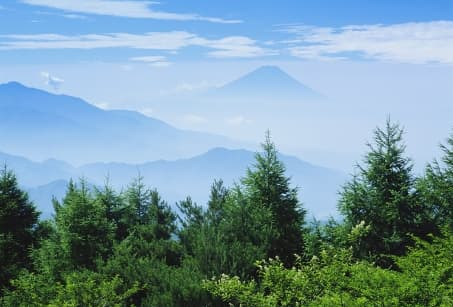 Kyushu, land of volcanoes