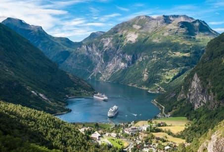 La Norvège 100% fjords