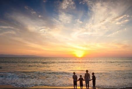 Ma famille au Mexique