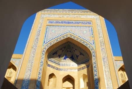 Made in Ouzbek