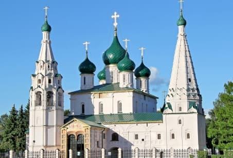 Moscou et l'Anneau d'Or : la boucle slave !