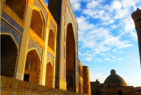 Une poésie Ouzbek