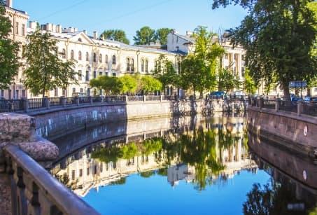 Extension : Romance bohême à Saint Pétersbourg !
