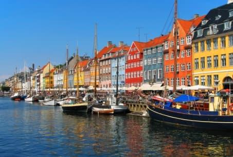 Rythmes urbains des capitales scandinaves