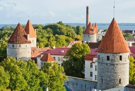 Stockholm et Tallinn, ou le charme médiéval...