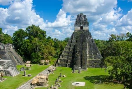 Sur les traces des Mayas, du Mexique au Guatemala
