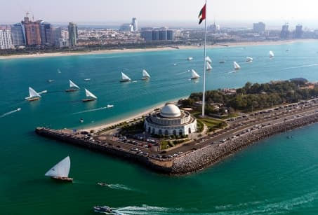 Surprenante Abu Dhabi