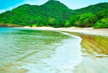Les terres vierges du Costa Rica et du Nicaragua
