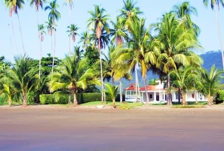 Ma famille au Costa Rica