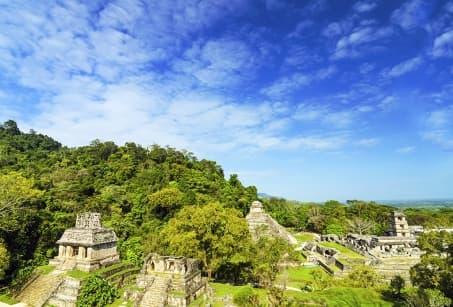 Trésors mayas du Yucatan et ses plages