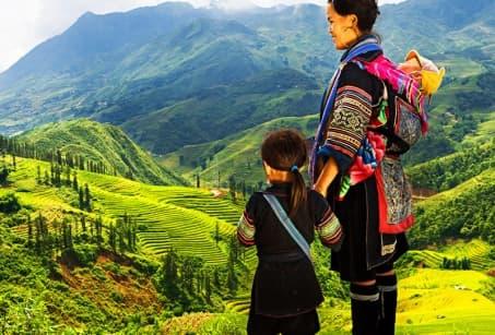 Vietnam et Laos, l'appel des montagnes