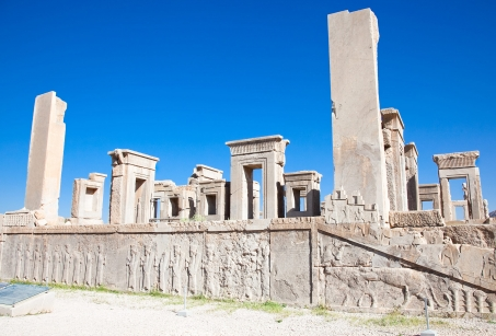 La route de l'Unesco en Iran