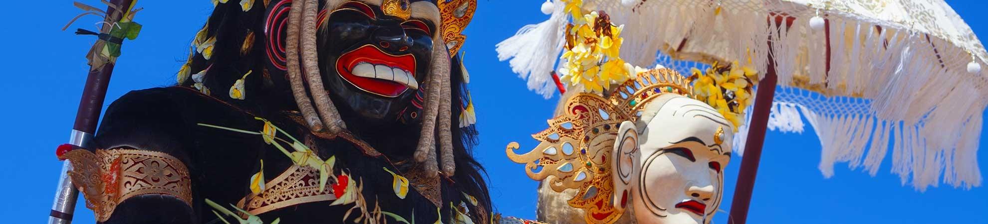 Qui sommes-nous Nos différences à Bali