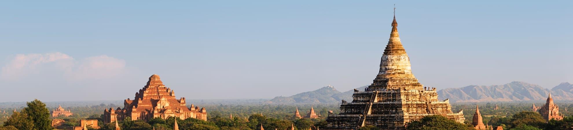 Aller en Birmanie
