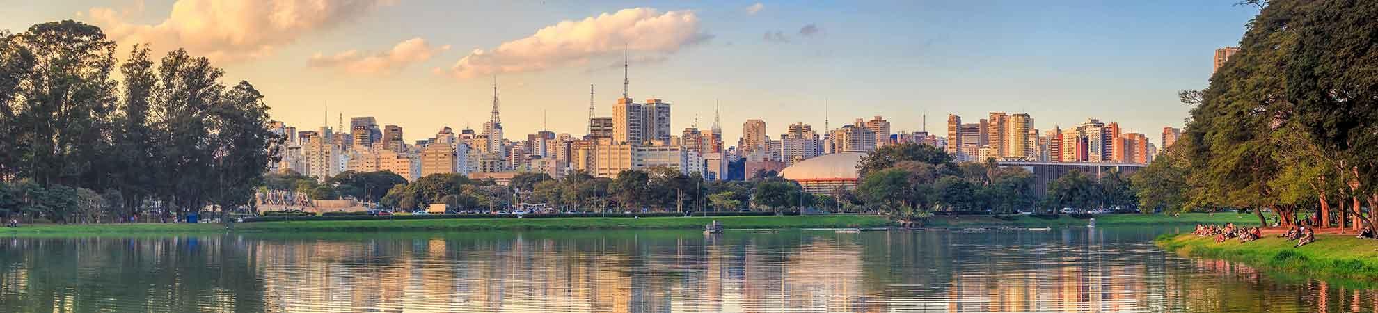 Voyage São Paulo