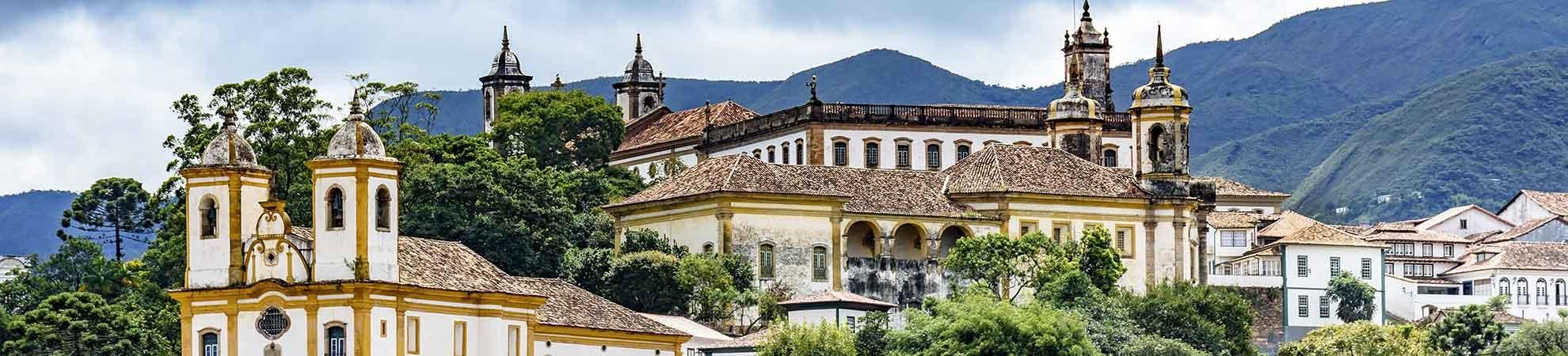 Voyage Ouro Preto