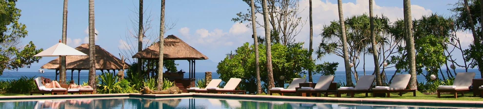 Hôtels Bali 3 étoiles