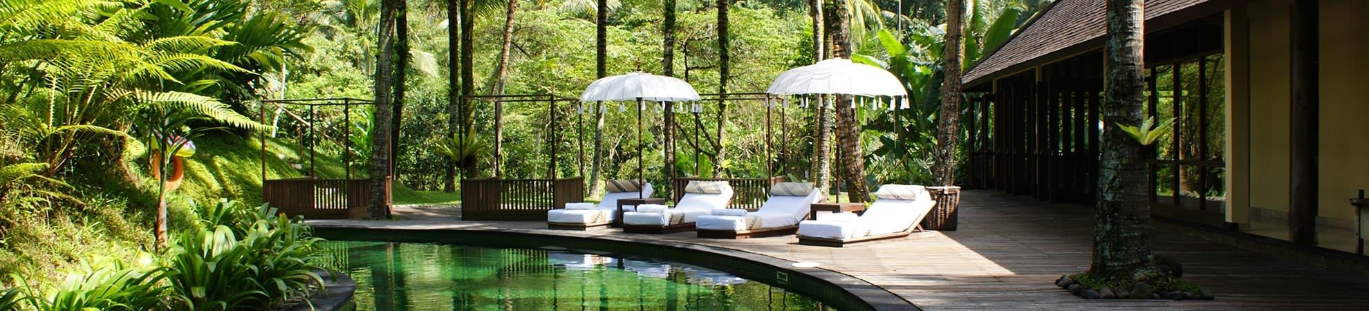 Hôtels Bali 5 étoiles luxe