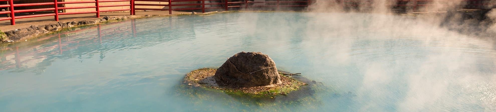Onsen hot spring tours