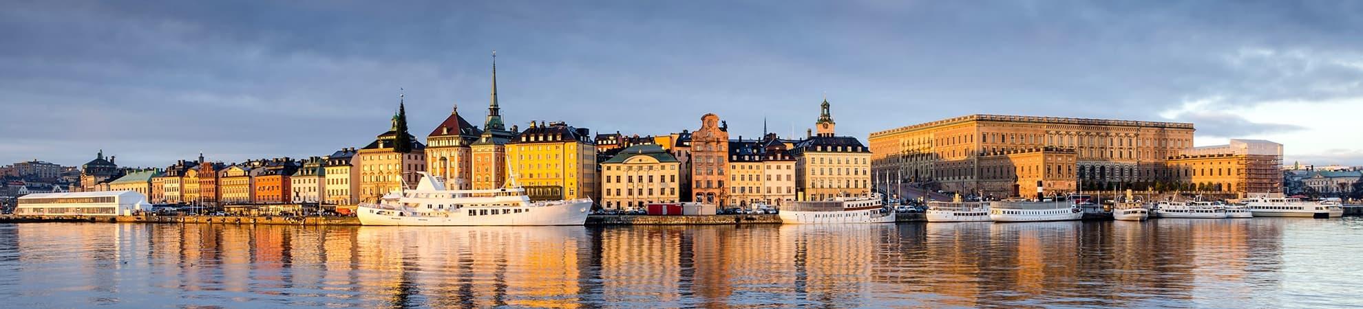 Voyage Suède