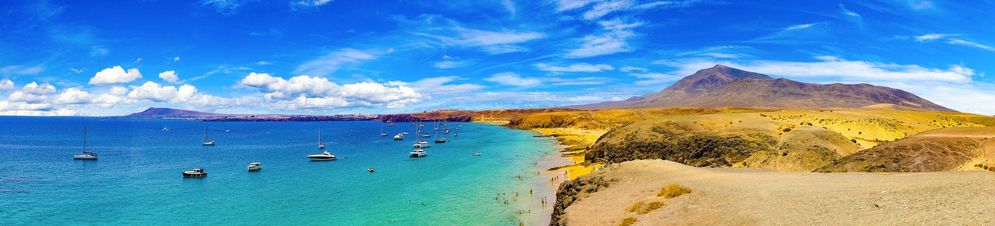 Voyage Lanzarote
