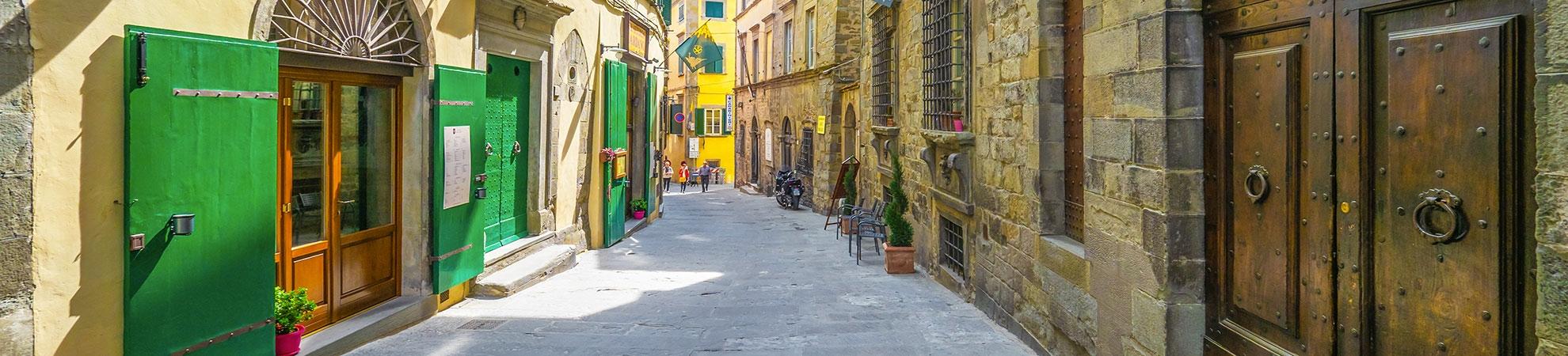 Voyage Cortona