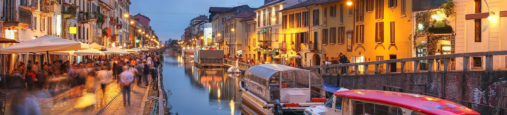 Voyage Milan