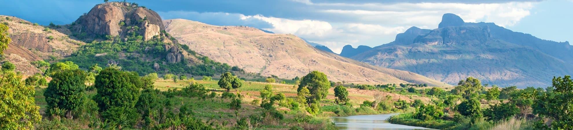 Partir a Madagascar