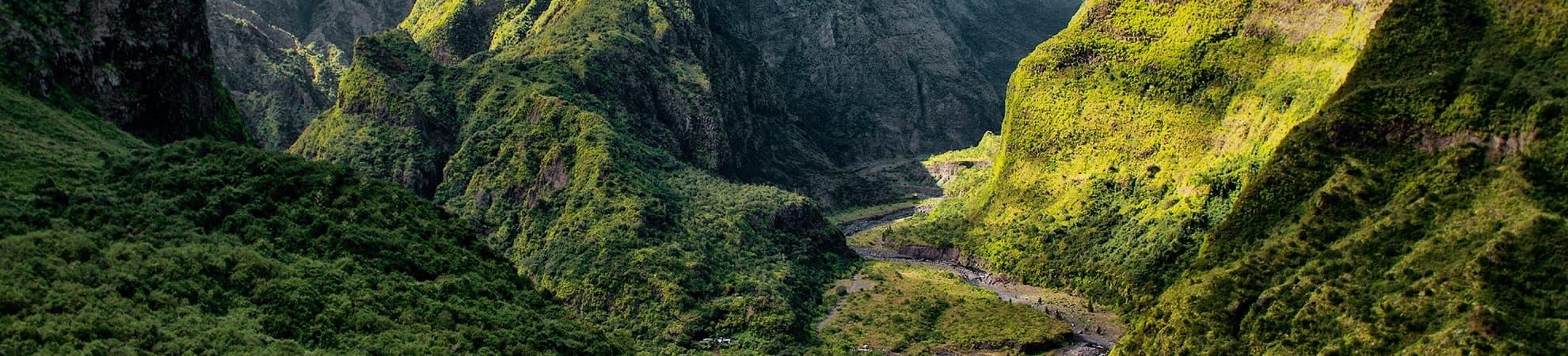 Tous nos voyages Réunion