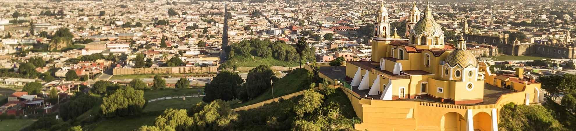 Voyage Puebla