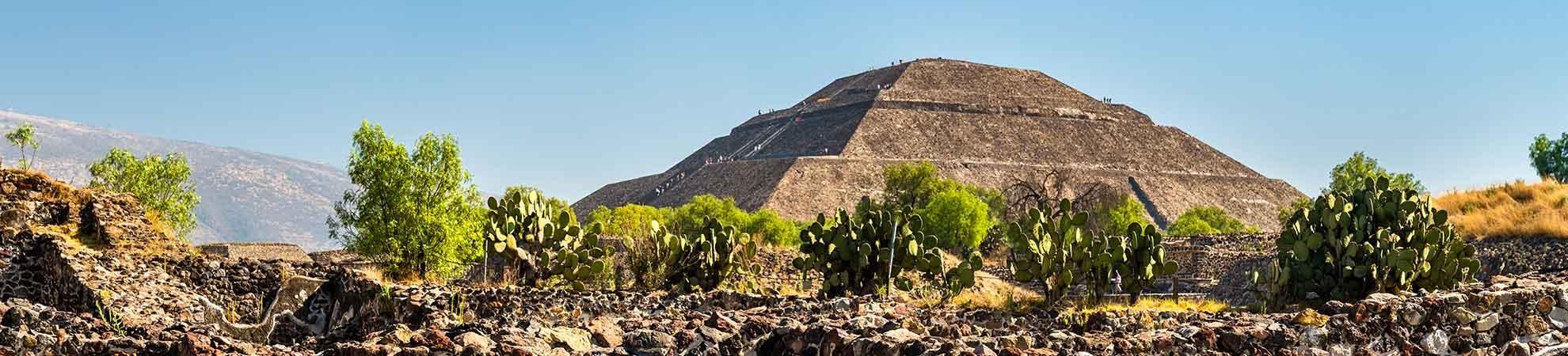 Voyage Teotihuacan