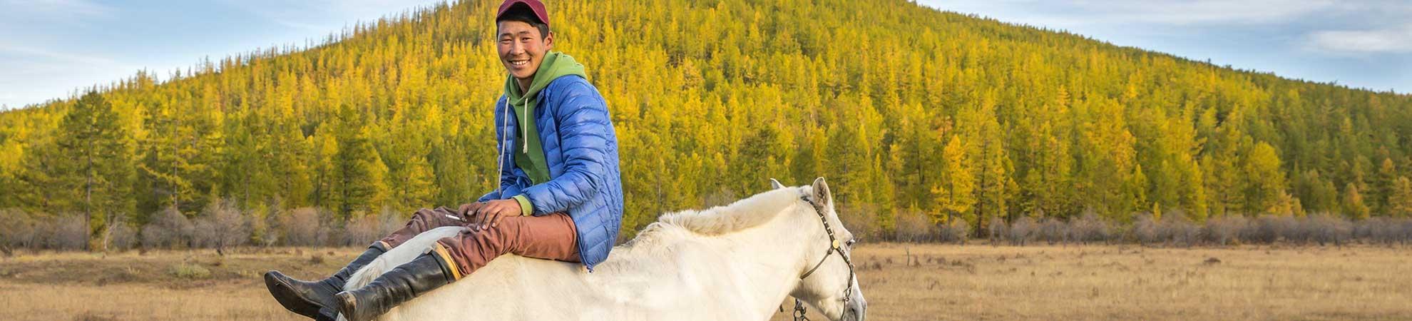 Activités insolites en Mongolie