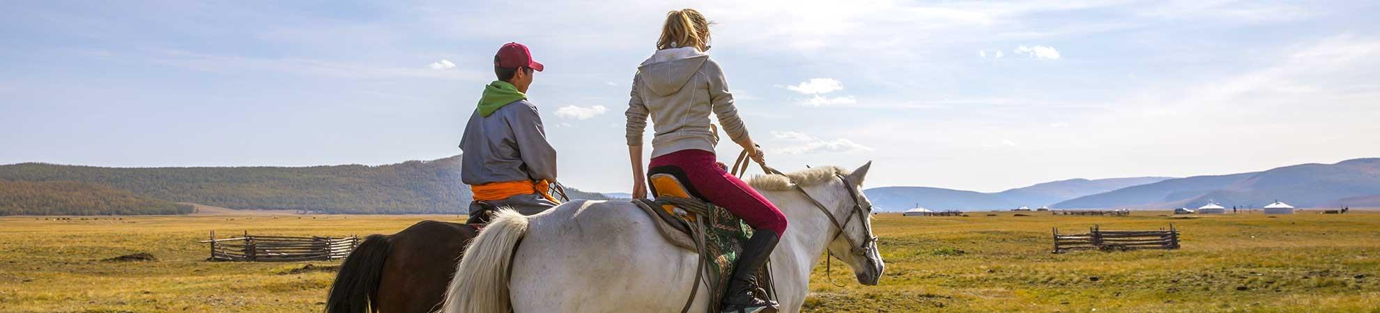 Activités sport et loisirs en Mongolie