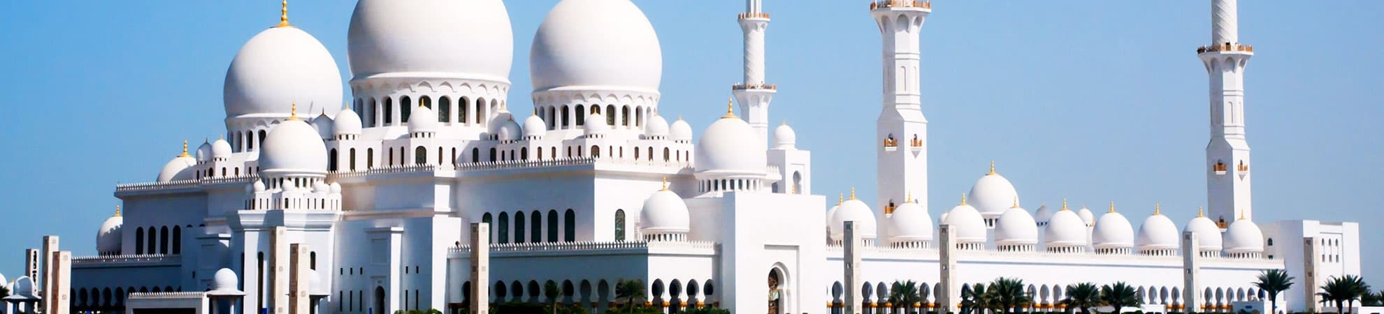 Voyage Abou Dhabi