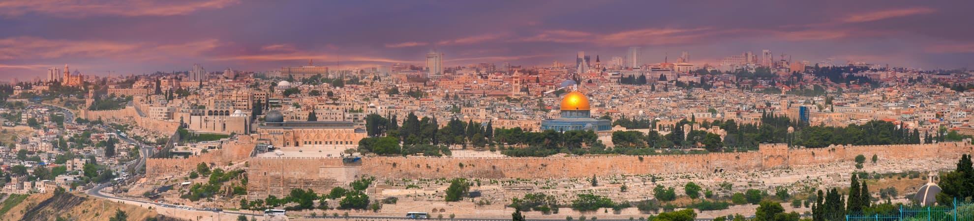 Visiter Israel
