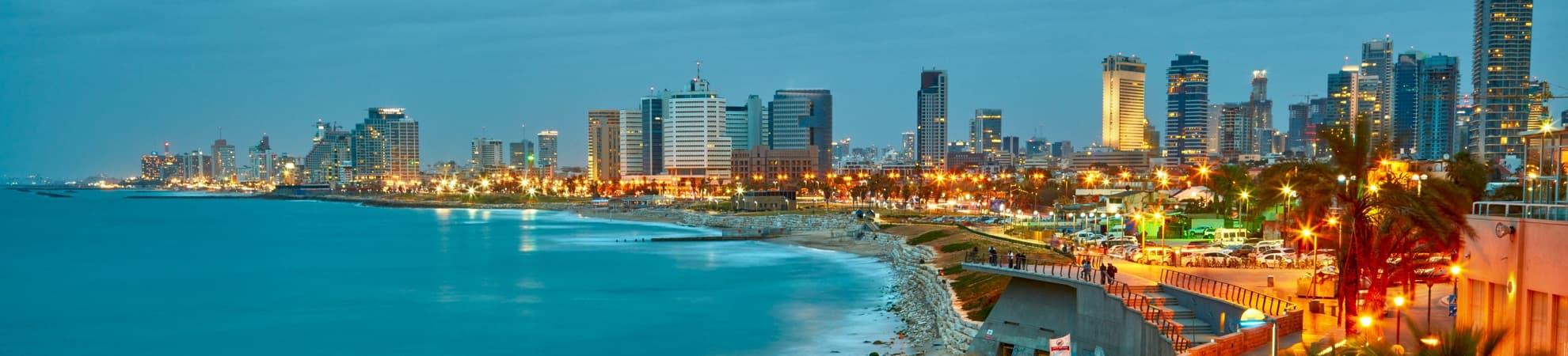 Voyage Tel Aviv