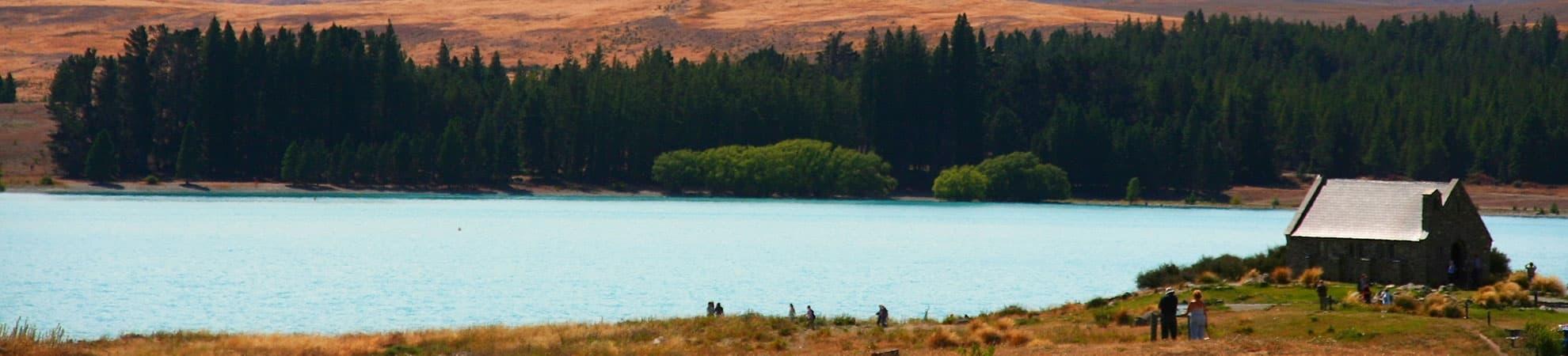 Voyage L'île du Nord en Nouvelle Zélande