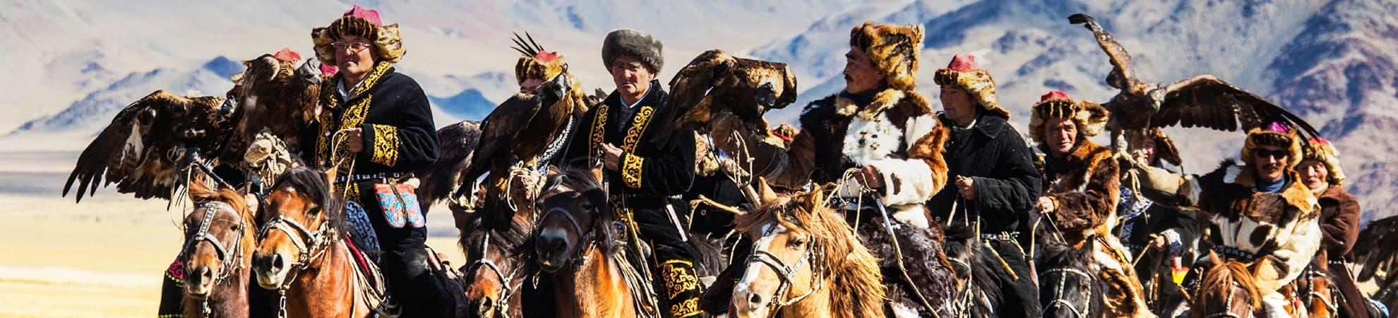Tous nos voyages Asie centrale par thématique