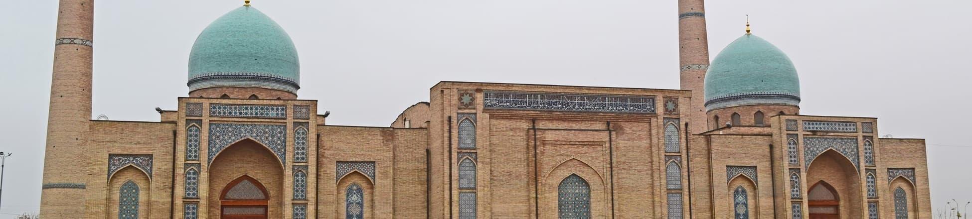 Voyage Tachkent