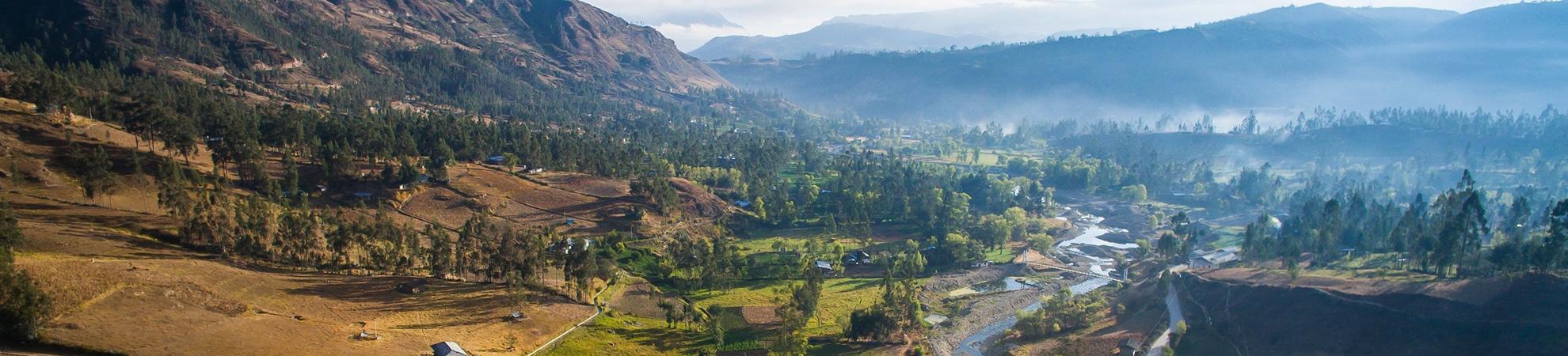 Voyage Cajamarca