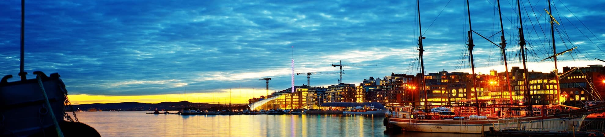Voyage Le sud de la Norvège