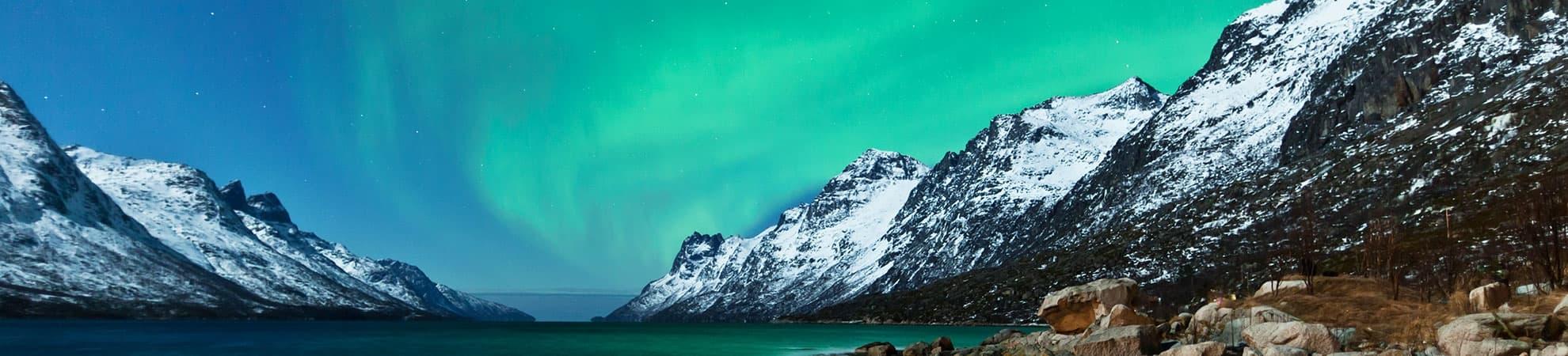 Voyage Le nord de la Suède