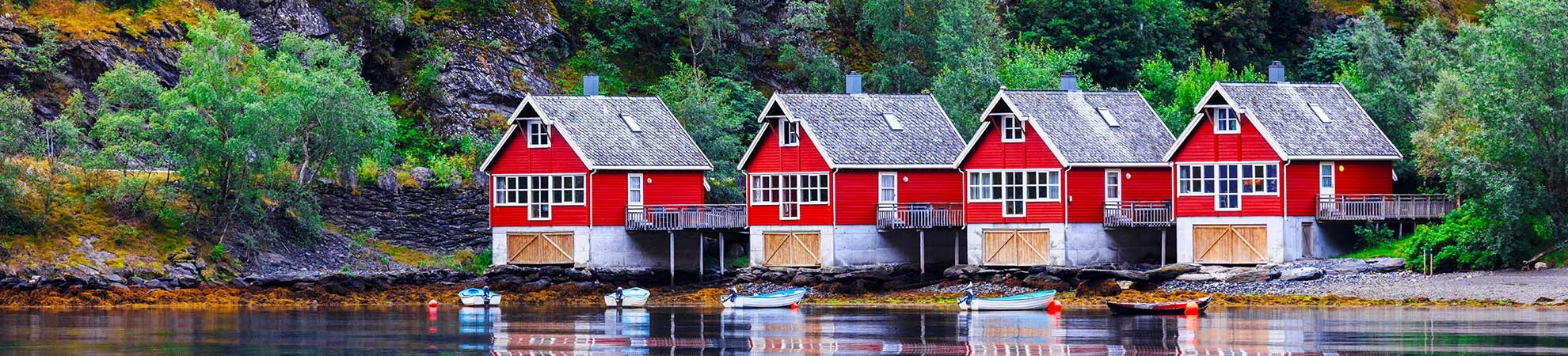 Tous nos hôtels en Scandinavie