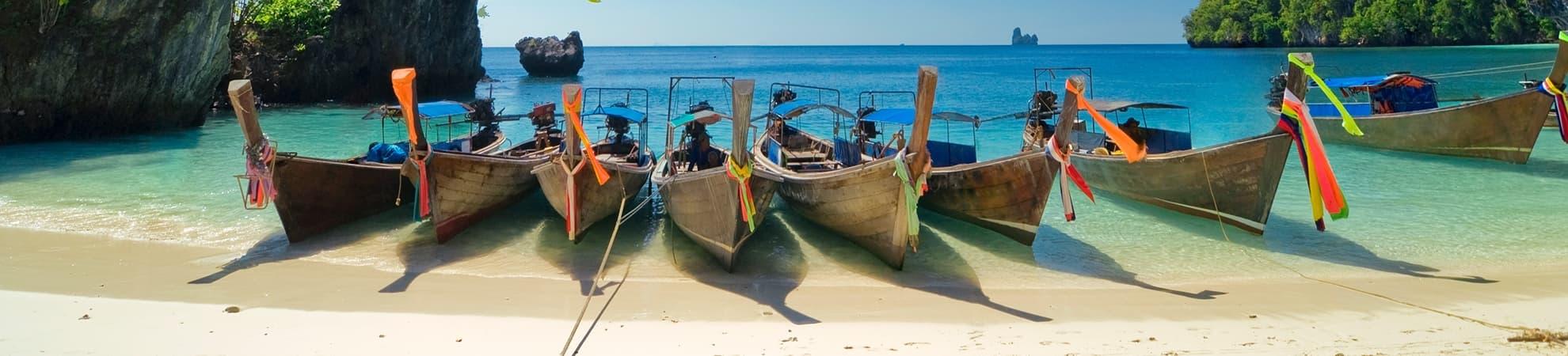 Voyage en thaillande