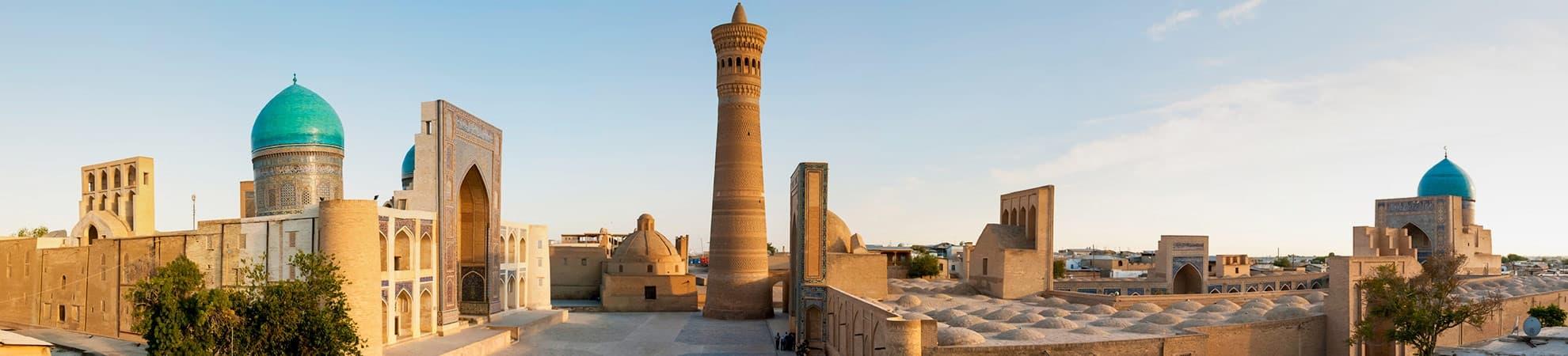 Séjour Ouzbékistan