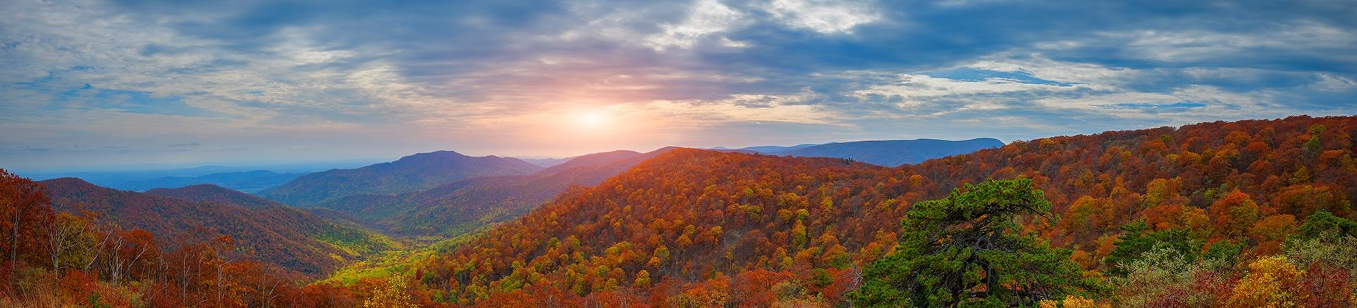 Voyage Shenandoah National Park
