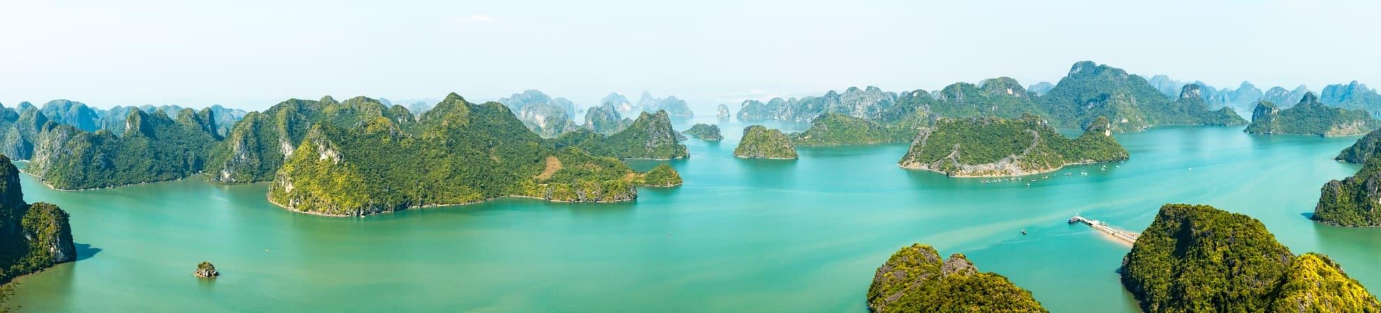 voyage baie halong