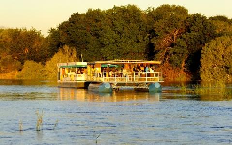 activity Croisière sur le Zambèze au coucher du soleil
