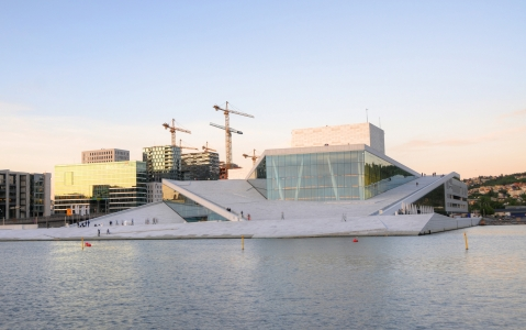 activity A l'Opéra d'Oslo