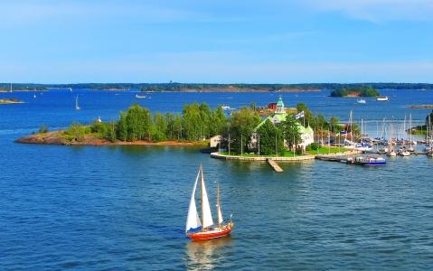 activity Croisière sur la Baltique à Helsinki